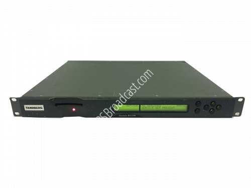 TANDBERG RX1290 Multi-format MPEG4 HD Receiver/Decoder..