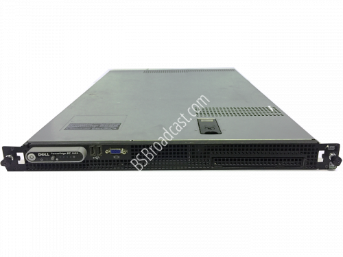 PowerEdge SC1435 with Black Magic Video Card IP Encorder Dual Cor..