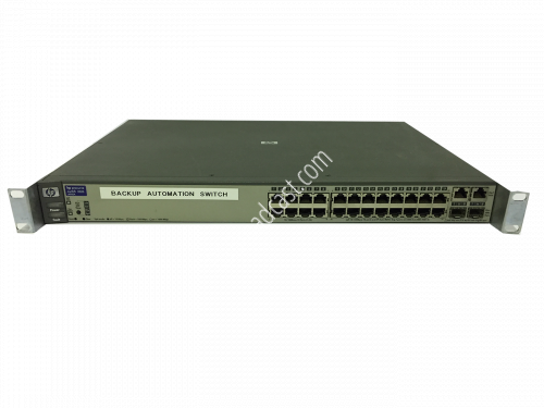 ProCurve  24-Ports Rack-Mountable Ethernet Switch..