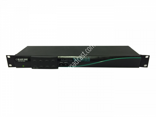 Matrix ServSwitch for PC, 2 Users x 4 CPUs..