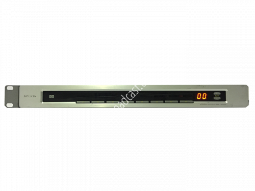 OmniView Enterprise 8-Port KVM switch with Micro-Cabling Tech..