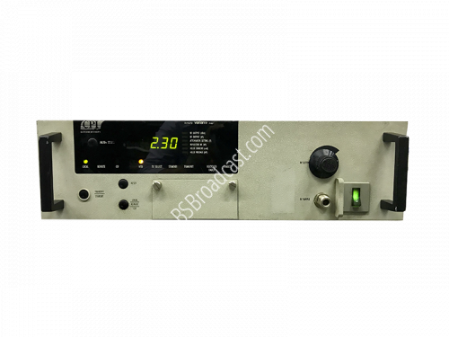 CPI 400W Ku-Band Travelling Wave Tube Amplifier TWTA 12.75-15.20G..