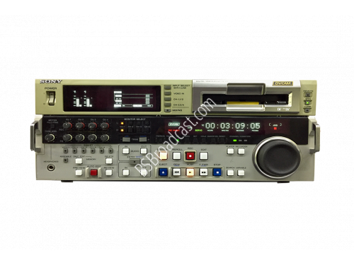 SONY DSR-2000AP DVCAM PAL Studio Edit Player/Recorder with FireWi..