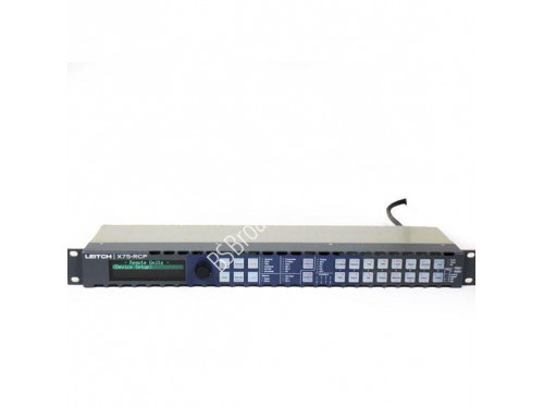 HARRIS	X75-RCP Remote Control Hardware Panel..
