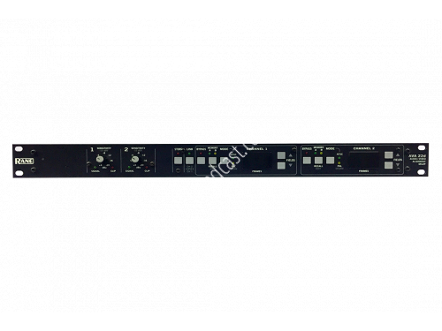 RANE	AUDIO VIDEO ALIGNMENT DELAY	AVA 22d..