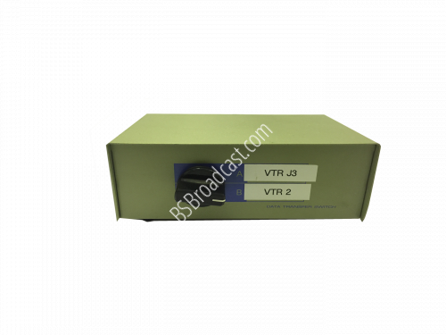 Data Transfer switch (2 ports DB9 Female)