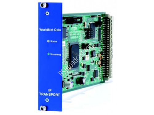 APT Worldnet Oslo IP Transport Module..