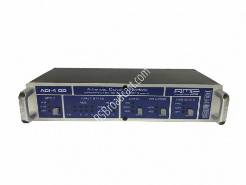RME ADI-4 DD digital Audio Converter..