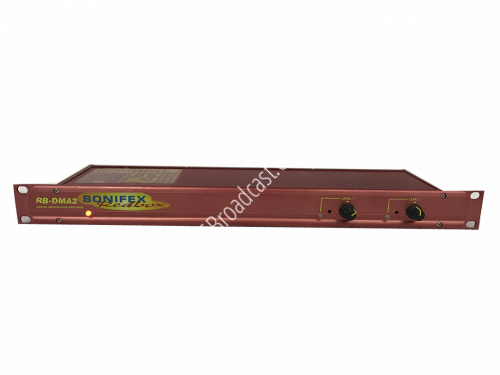 Sonifex RB-DMA2  Dual Digital Microphone Amplifier..
