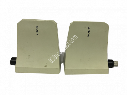 Sony AN-820A 9L Active UHF Antenna Pair..