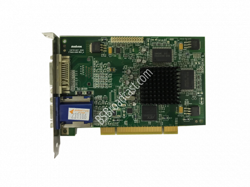 Matrox PCI Graphics Card F7003-0301 Rev a..