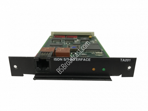 ISDN S/T Interface TA201 for  Prima LT Plus and  Prima LT..