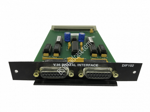 CSS v35 digital interference card DIF102 for  Prima LT Plus and  ..