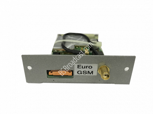 Euro GSM Module for Commander field codec or iMix G3 codec broadc..