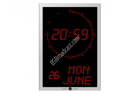 Gorgy Wall clock LEDICA® ALPHA 7.60.M.S..