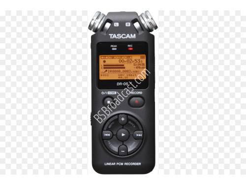 TASCAM DR-05 Digital handheld Recorder with Omni directional Micr..