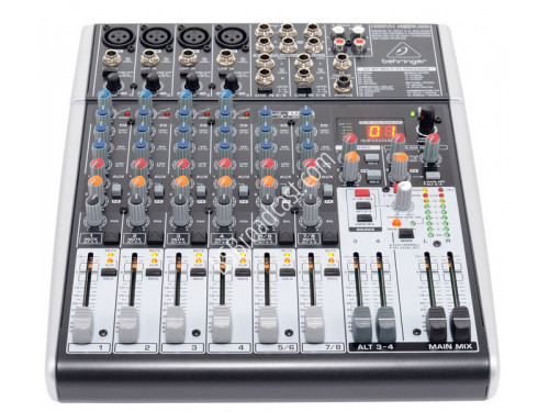Audio Mixer for Live XENYX 1204FX..