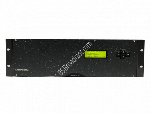 TANDBERG MPEG2 DVB Professional Multi-Channel Decoder  with 2 inp..