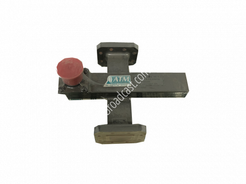 ATM CrossGuide Directional Coupler - 2 W/G Ports,