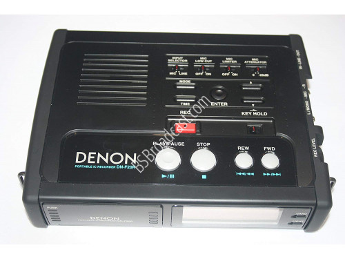 Denon DN-F20R Portable IC Audio Recorder..