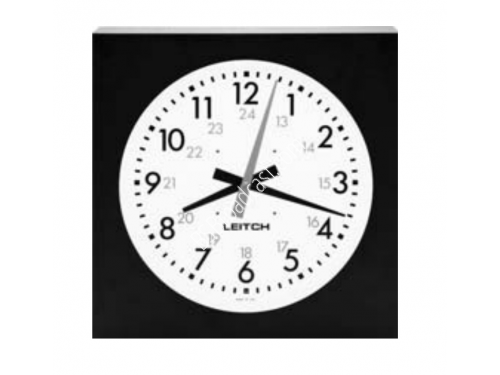 Leitch ADC-5112 Studio Wall-Mount Clock 12 Inch