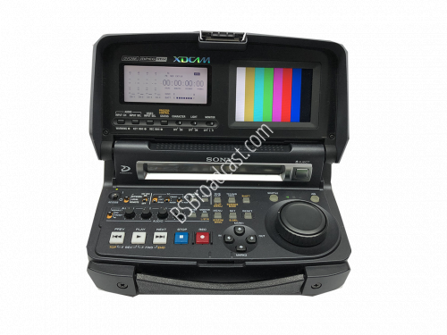 SONY PDW-R1 XDCAM Professional Disc field recorder..
