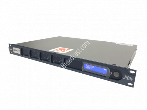 BSS BLU-320 AUDIO I/O Expander with BLU link and CobraNet..
