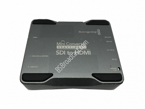 Blackmagic Design Mini Converter Heavy Duty - HD/SDI to HDMI..