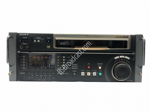 Sony HDW-D1800 HDCAM Studio Editing Recorder HDCAM ,Digital Betac..