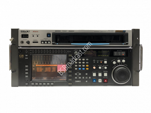 Sony SRW-5000 HDCAM SR Digital Edit Recorder DRUM Running 2619..