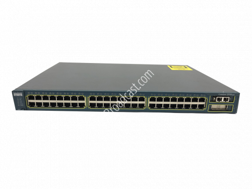 Cisco WS-C2950G-48-EI Catalyst 2950G 10/100 48-Port Switch..