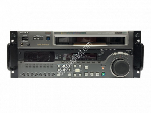 SONY MSW-M2100P Digital Multi Player VTR Drum Hours 9466..