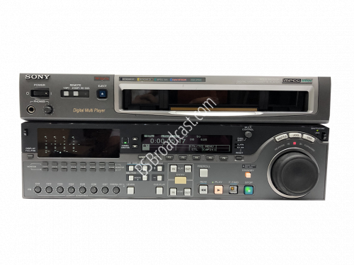 SONY MSW-M2100P Digital Multi Player VTR Drum Hours 1898..