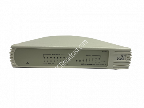 3Com Officeconnect Dual Speed 16 Port Switch