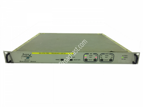 Radyne ComStream Comtech EFData RCS-11 Redundancy Switch..