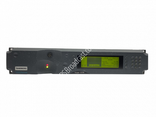 Tandberg  Video Encoder with IF Modulator - Voyager E5788..