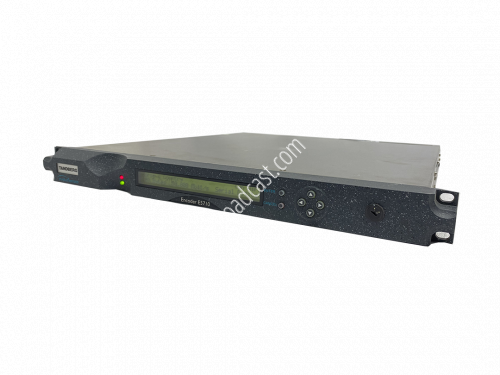 TANDBERG E5710 Mpeg 2 SD Encoder 1RU with Performance Upgrade, Re..