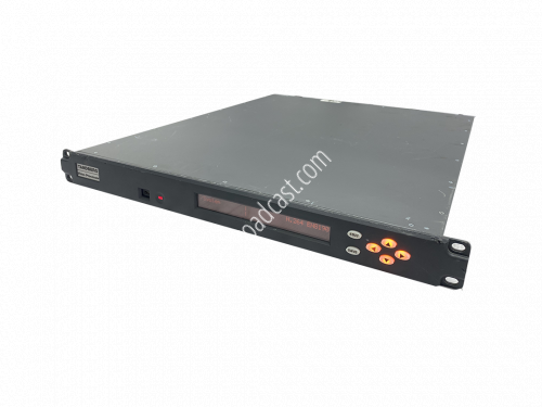 TANDBERG Video Processor chassis VP/CHASSIS/1AC with 1 EN8100 CAR..