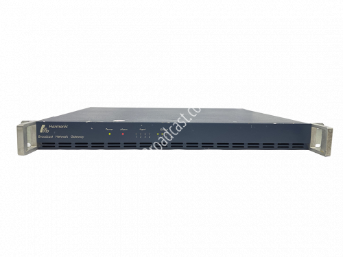 Harmonic broadcast network gateway BNG-4A-SCR-2A..