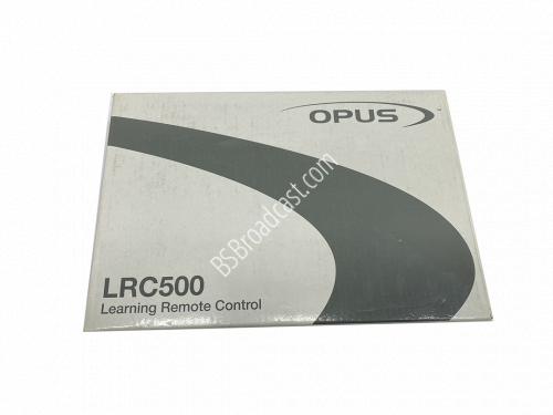 Opus LRC500 Touch Screen Learning Remote Control LRC 500 Multi ro..