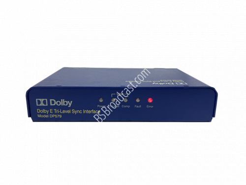 DOLBY DP579 Dolby E Tri-Level Sync Interface..