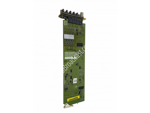HARRIS DMX6800+A4B2 Demultiplexer with 4-channel Analog Audio and..