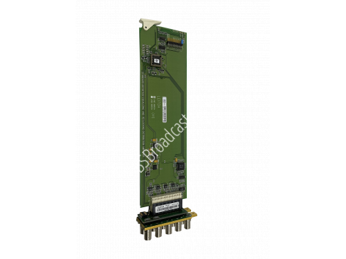 HARRIS VSE6800+ HD/SD-SDI Distribution Amplifier Card with equali..