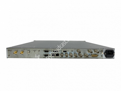 Ericsson DSNG Voyager E5714 with L-band video encoder..