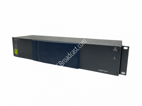 Leitch PANACEA P16X4VA2O 2RU Video ROUTER SD with EMBEDDED AUDIO..