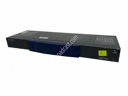 Leitch PANACEA P16X4SRO 1RU Video ROUTER 16X4 SDI with EMBEDDED A..
