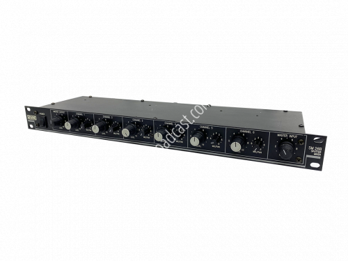 Rane SM26B 6 Channel Rackmount Splitter and Mixer..