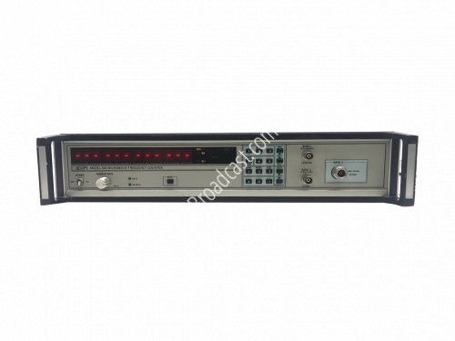 EIP 535 microwave frequency counter only Parts