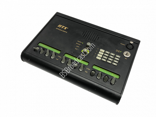 RTS KP412LK-DKP-E desktop panel only for spare parts..