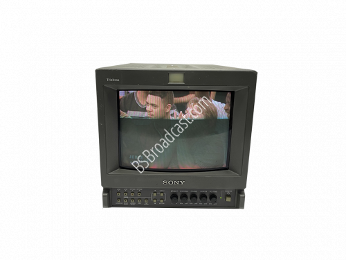 SONY PVM-9L2 Color Production Monitor with SDI card good for game..